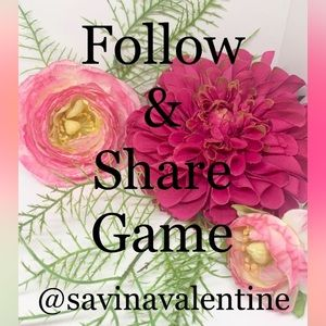 PLEASE SHARE⚜️FOLLOW GAME ❤️ Thanks Everyone!